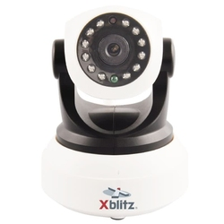 Xblitz isee kamera ip p2p wifi niania obrotowa