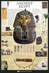 Starożytny Egipt Dorling Kindersley - plakat