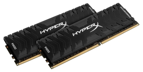 Hyperx pamięć ddr4 predator     32gb 216gb3200 cl16