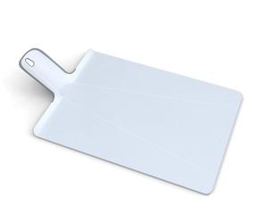 Składana deska L biała Chop2Pot Joseph Joseph