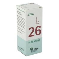 Biochemie pflüger 26 selenium d6 tabletki