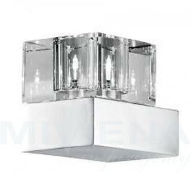 Sparkle kinkiet 1 chrom kryształ