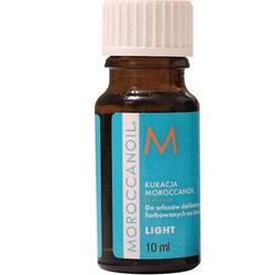 Moroccanoil treatment light olejek do włosów zniszczonych 10ml