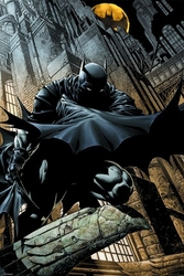 Batman night watch - plakat