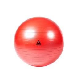 Piłka gimnastyczna 65 cm rab-12016rd czerwona - reebok