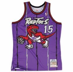 Koszulka Mitchell  Ness NBA Vince Carter Toronto Raptors Authentic