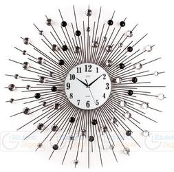 Zegar ścienny jvd hj21 średnica 74 cm