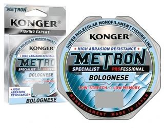 Żyłka konger metron specjalist pro bolognese 0,18mm150m