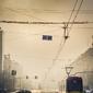 Warszawa we mgle - plakat premium wymiar do wyboru: 40x50 cm