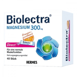 Biolectra magnesium direct orange granulat