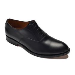 Eleganckie czarne buty typu oxford  40,5