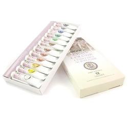 Zestaw farb akrylowych - 12 sztuk