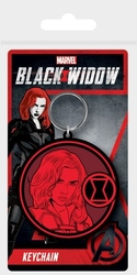 Black widow mark of the widow - brelok