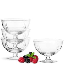 Pucharki do lodów i deserów Rosendahl Grand Cru Soft 4 sztuki 25176
