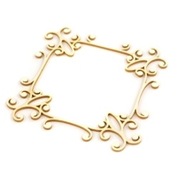 Ornamentowa ramka Belinda 7 cm