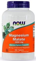 Magnesium malate x 180 tabletek