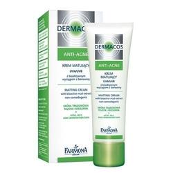 Dermacos anti-acne krem matujący na dzień spf15 50ml