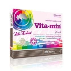 OLIMP Vita-Min Plus Dla Kobiet - 30caps