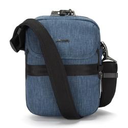 Pacsafe metrosafe x compact crossbody dark denim męska torba antykradzieżowa - niebieski
