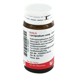 Lycopodium comp. globuli