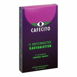 Cafecito Espresso Kautabletten