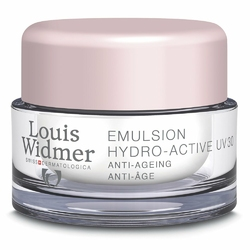 Louis Widmer Hydro-Active emulsja na dzień z ochroną UV30