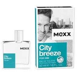 Mexx city breeze for him perfumy męskie - woda toaletowa 50ml - 50ml
