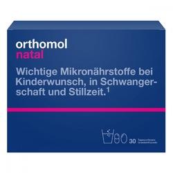 Orthomol natal 30 granulat + 3 kapsułki