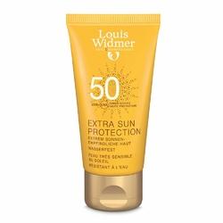 Louis Widmer Extra Sun krem przeciwsłoneczny 50UV, nieperfum