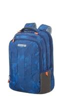 American tourister urban groove plecak na laptopa 15.6 camo niebieski