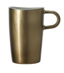 Leonardo kubek do latte macchiato loop brązowy