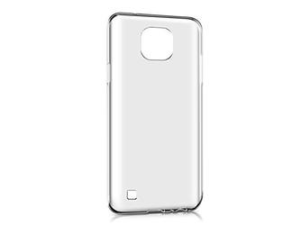 Etui silikonowe crystal 0.3mm guma do lg x cam