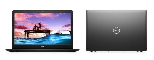 Dell Inspiron 3781 Win10Home i3-7020U1TB8GBIntel HD17.3 FHDBlack42WHRBlack