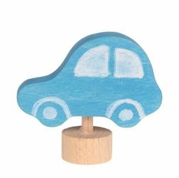 Drewniana figurka, Błękitne Autko, Grimms