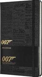 Notes Moleskine 007 L edycja limitowana w linię Movies