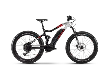 Rower górski elektryczny haibike xduro fullfatsix 10.0 2020