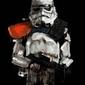 Star wars gwiezdne wojny szturmowiec dowódca - plakat premium wymiar do wyboru: 100x140 cm