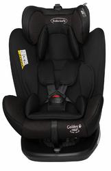 BabySafe Golden 360 Czarny Fotelik obrotowy 0-36kg Isofix + Mata pod Fotelik