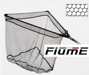Kosz trójkątny do podbieraka Fiume Easy 60x60cm składany.