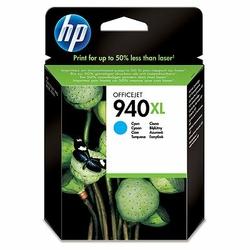 HP 940XL oryginalny wkład atramentowy błękitny XL