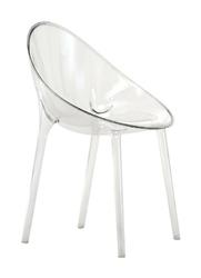 Krzesło Mr. Impossible kryształowe
