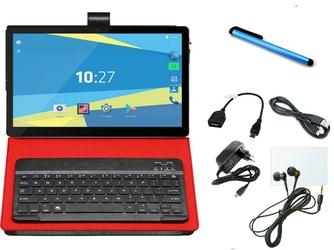 Tablet Overmax QUALCORE 1027 modem 3G GPS + Klawiatura Bluetooth