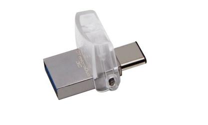 Kingston Data Traveler MicroDuo 3C 128GB USB 3.1 Gen1