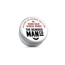 Bearded man co - balsam do brody hiszpańska pomarańcza - spanish orange 30g