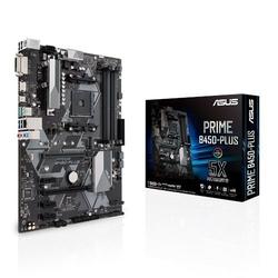 Asus Płyta Główna PRIME B450-PLUS AM4 4DDR4 DVIHDMIM.2 ATX
