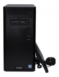OPTIMUS Platinum MH310T i5-84004GB240GBW10Pro