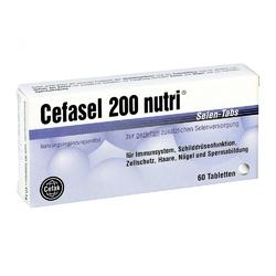 Cefasel 200 z selenem tabletki