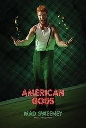 American gods - plakat z serialu