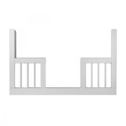 TROLL Lukas toddler rail - wymienny bok do łóżeczka Lukas 120x60 k. biały