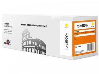 TB Print Toner do OKI C610 TO-C610YN żółty 100 nowy